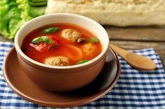 Zeg nu zelf: soep met balletjes, dat is toch het lekkerste wat er is? 10 recepten!
