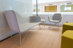 Slight Lounges from True Design @products4people