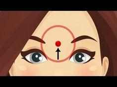 Massageie este ponto durante 45 segundos o que vai acontecer seu corpo vai deixar você sem palavras - YouTube