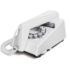 White Trim Phone