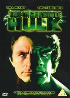 """The Incredible Hulk"" (1978 / tv series 1977-1982) cover (UK)"