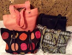 Totes-Handbags-Designer Brands by retroDoodads on Etsy