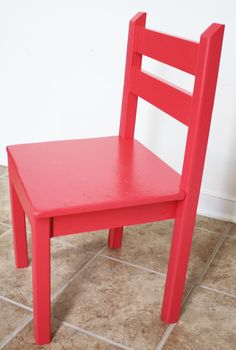 Kiddie Chairs | Do It Yourself Home Projects from Ana White