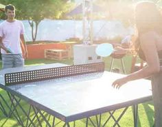 POPP | Pioneers in placemaking through ping pong and art - POPP manufactures permanent, weatherproof outdoor ping pong tables for public open spaces.