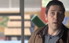 Waterloo Road Tom Clarkson wasn't thrilled to have Kyle Stack on the premises, the old crossbow attack on Finn Sharkey in which The Lovely Josh got caught in the crossfire being fresh in his memory and so on. Waterloo Road, End Of Term, End Of An Era, Crossfire, Got Caught, Crossbow, Fangirl, Nostalgia, Toms