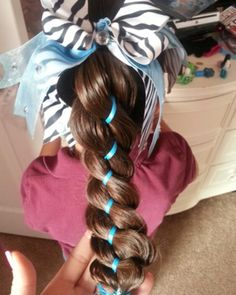 Girls Hairstyle - How to Style Little Girls' Hair - Cute Long Hairstyles for School
