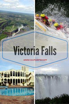 Victoria falls pin