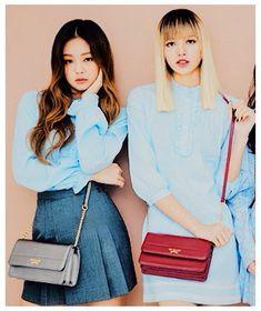 BLACKPINK Jennie & Lisa