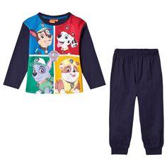 Köp Paw Patrol Pyjamas Mörkblå på nätet. Du hittar även andra Sovkläder produkter från Paw Patrol hos Lekmer.se.