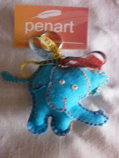 Chaveiro Elefante 2