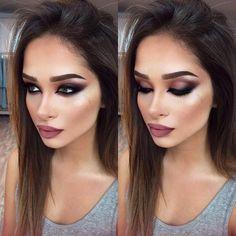 Fall makeup awesome!!!