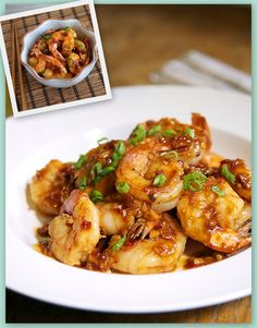 Spicy Garlic Shrimp! - Cooks in 5 minutes!