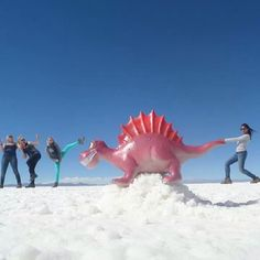 20 Salar de Uyuni Instagram Photos to Change Your Perspective