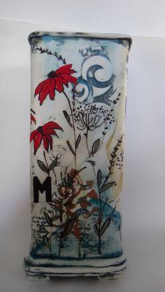Christine Williams- handbuilt Porcelain