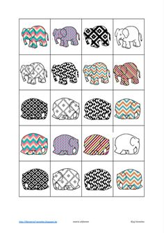 Elephant Book, Elephant Theme, Letter E Activities, Preschool Activities, Elmer The Elephants, Circus Theme, Creative Teaching, New Print, Book Art