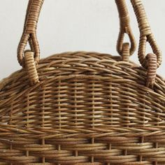 akebia basket bag - KOHOROBags & Others - Envelope is a unique online shopping mall made up of a few independent shops from all around Japan.: