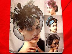 Womens Vogue Hat Pattern for sewing Vintage by PatternsFromThePast