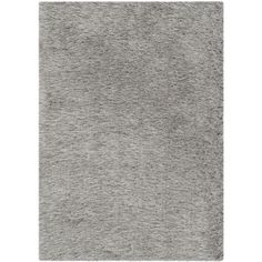 Thom Filicia Shag Silver Rug Reviews (48 CAD) ❤ Liked On Polyvore Featuring  Home