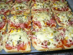 Slovak Recipes, Czech Recipes, Healthy Diet Recipes, Snack Recipes, Cooking Recipes, Fast Dinners, Savory Snacks, Easy Cooking, Relleno