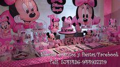 Decoración de Minnie, Sheylla eventos y fiestas/facebook   Informes Imbox. Correo: sheylla_eventos@hotmail Telf. 5741436-944937319 Lima-Perú