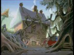 HANSEL Y GRETEL (Película Dibujos Animados) - YouTube