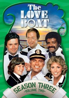 Shop The Love Boat: Season Vol. 2 Discs] [DVD] at Best Buy. Find low everyday prices and buy online for delivery or in-store pick-up. 90s Tv Shows, Old Shows, Great Tv Shows, Marvel Dc, Dreamworks, Cinema, Love Boat, Vintage Tv, Vintage Hollywood