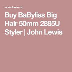 Best 25 Babyliss Big Hair Ideas On Pinterest Babyliss