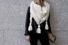 Ravelry: Louisa Wrap pattern by Alexandra Tavel