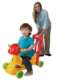 Amazon.com: VTech Sit-to-Race Smart Wheels Ride-On: Toys & Games