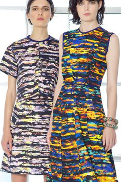 Cédric Charlier | Resort 2015 Collection | Style.com