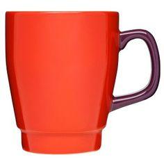 Kubek POP (czerwony) Sagaform