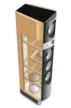 Another design speaker