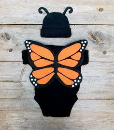 cute little butterfly baby costume