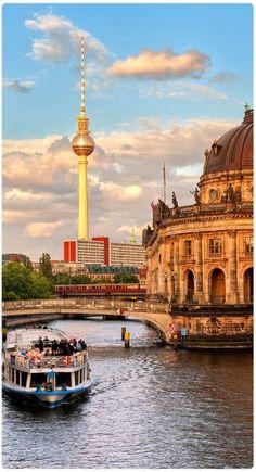 Berlino low cost: cosa vedere e fare gratis o quasi | Pinterest ...