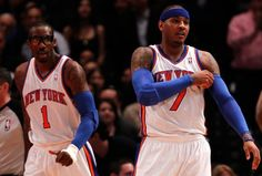 could the Knicks potentially have a scenario where two players are scoring 50 points per game? i think so...