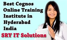 Get a Wonderful Jump in your Career with Cognos Online Training — Medium