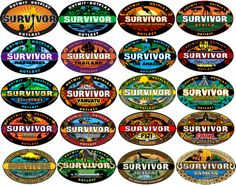 Enjoy watching all of Survivor shows