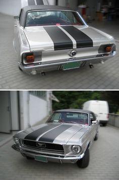 decorazione auto con pellicola adesiva opaca