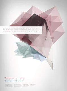 Unique Graphic Design on the Internet, Social Prism #graphicdesign #poster