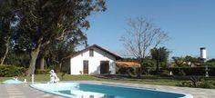 Goufe IV, Terreno de 2900 m², piscina, casa, escritura.
