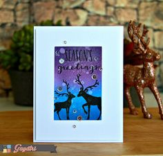 Hero Arts Holiday Blog Hop