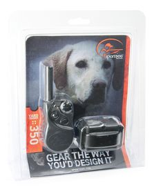 SportDog Rechargeable Remote Control Dog Yard Trainer 300 Yard - SD-350