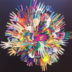 """Collaboration Projects-""""We all have a hand in learning."""""""