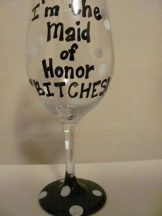 Bridal party/maid of honor/bridesmaid gift by GreenBridalBoutique, $10.00