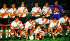 CARP - Equipo Campeón Supercopa 1997.
