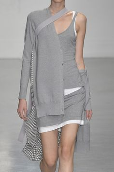 I would play golf in this!!!!    givenchyrunway: Richard Nicoll Spring/Summer 2015