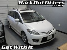 Rack Outfitters - Mazda Mazda5 Thule Rapid Podium SILVER AeroBlade Roof Rack '06-'13*, $381.85 (http://www.rackoutfitters.com/mazda-mazda5-thule-rapid-podium-silver-aeroblade-roof-rack-06-13/)