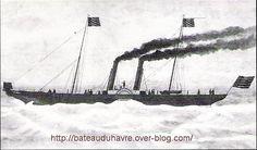 La Perle en 1863