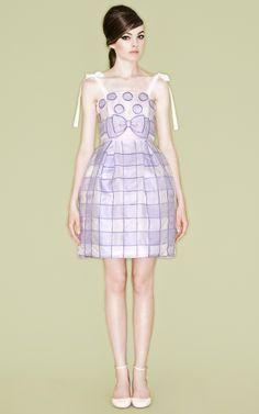 Vivetta Spring/Summer 2014 Trunkshow Look 19 on Moda Operandi Lolita Fashion, Girl Fashion, Fashion 2014, Pretty Outfits, Pretty Dresses, Pastel Outfit, Vivetta, Timeless Fashion, Fashion Brand