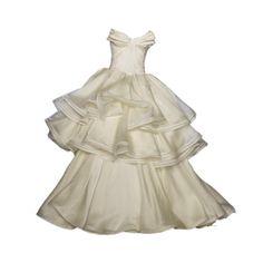 Zac Posen 2013 -editedbyworldofzack found on Polyvore featuring dresses, gowns, edits and zac posen